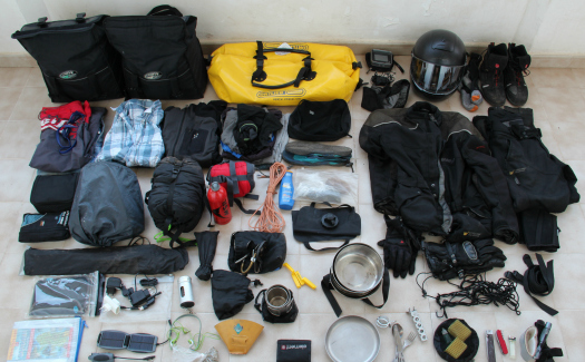 How to pack for a camping trip if you are flying 1