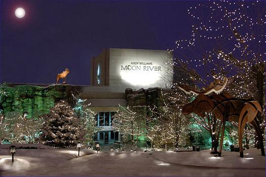 Moon River Theatre, Branson, Missouri