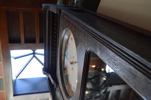 Daniel Boone Tavern Clock