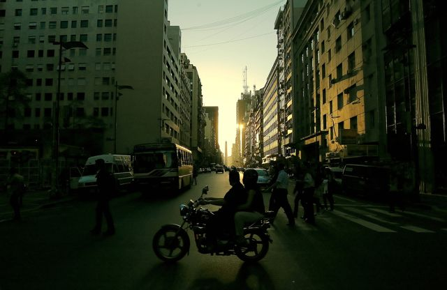 Buenos Aires, Argentina - where departed from. (Image: Armando Maynez)