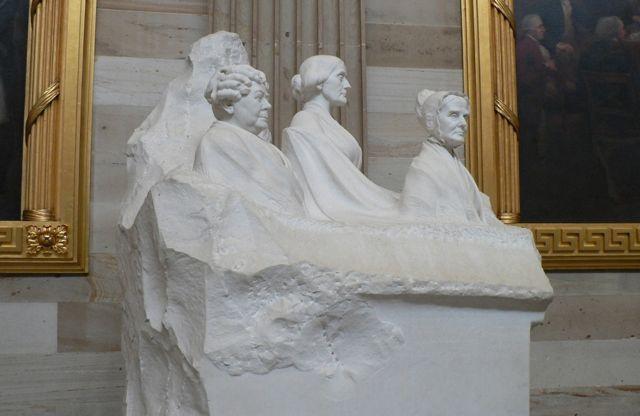 The Portrait Monument, Washington, D.C. (Image: advencap)