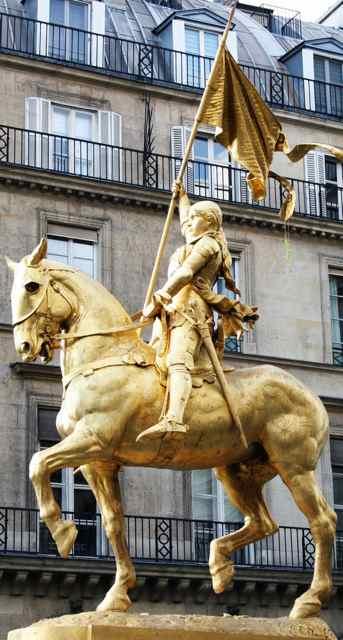 Joan of Arc (Image: LaurPhil)