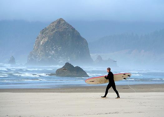 Cannon Beach, Oregon (Image: Ryan Harvey)