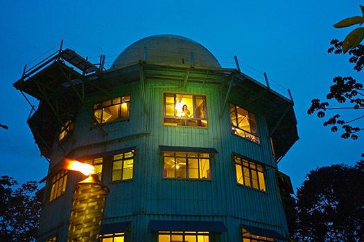Canopy Tower (Image: Canopy Tower   Kike Calvo)