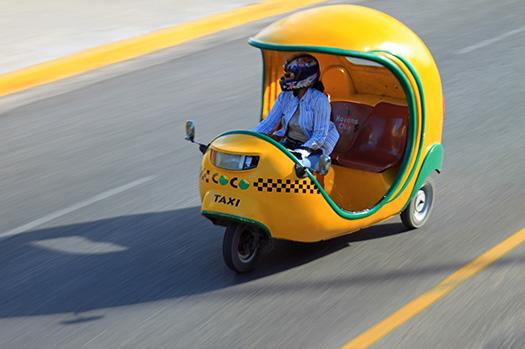 Coco taxi (Image: MattJP)