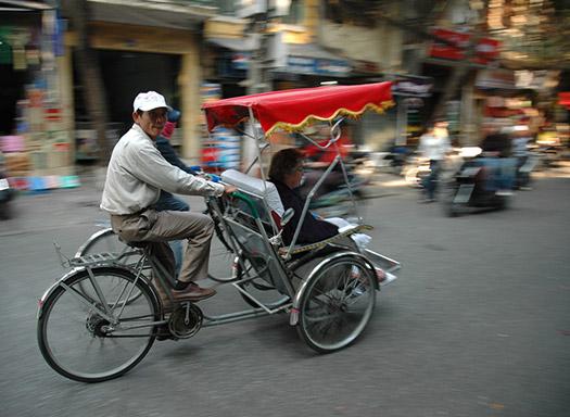 Cyclo (Image: graeme_newcomb)