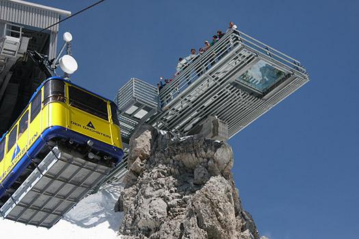 Dachstein Skywalk (Image: © Planai lifts)