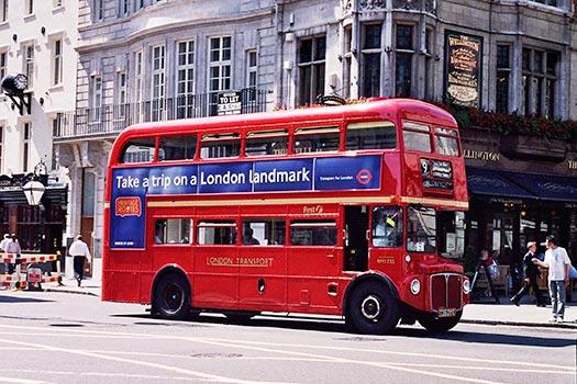 Double-decker bus (Image: john millar)