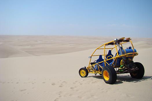 Dune buggy (Image: An en Alain)