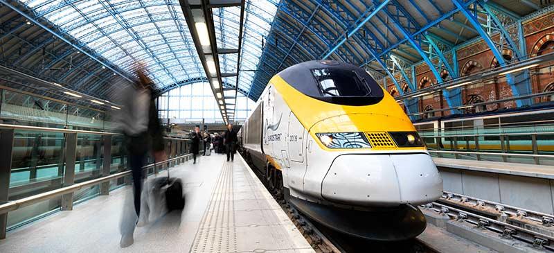 Eurostar (Image: Eurostar)