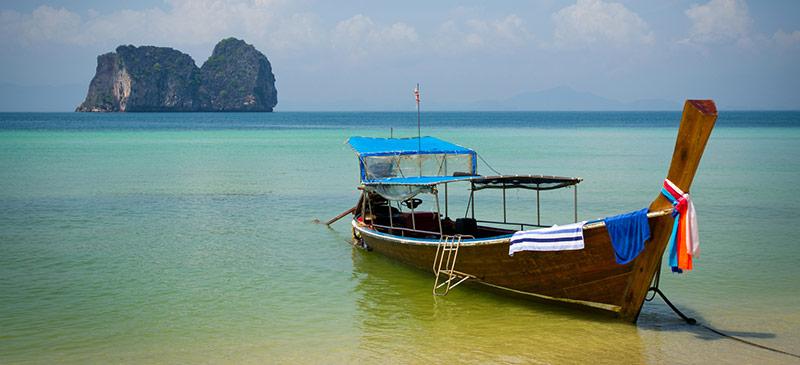 Longtail boat (Image: darren-johnson)
