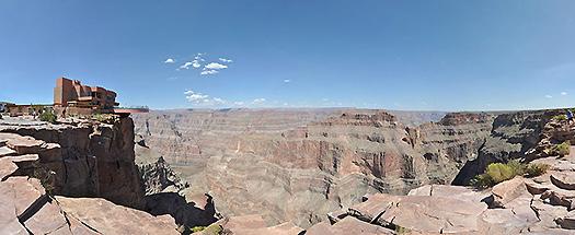 Grand Canyon Skywalk (Image: Wikipedia)