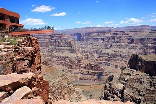 Grand Canyon Skywalk (Image: Leonardo Stabile)