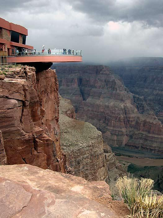 Grand Canyon Skywalk (Image: Ariane Middel)
