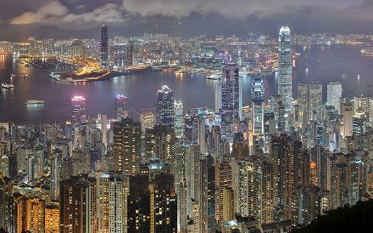 Hong Kong (Image: Trodel)