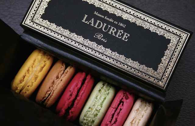 Behold the beautiful La Dureé packaging. (Image: Louise Beche)