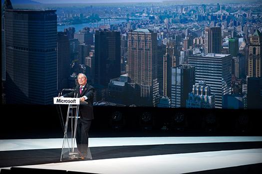 New York Mayor Michael Bloomberg (Image: ImagineCup)