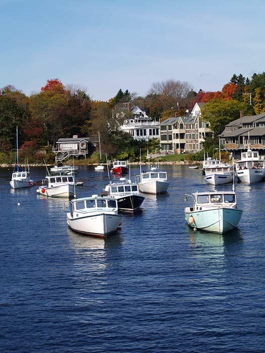 Ogunquit, Maine (Image: Richard Whitaker)