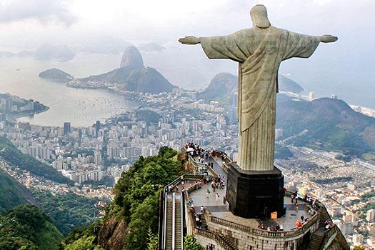 Rio de Janeiro, Brazil (Image: PedroKirilos)