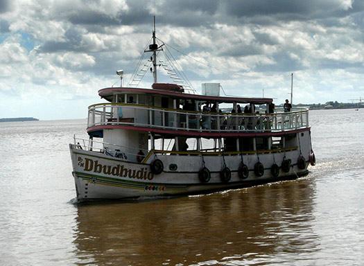 River boat (Image: land.nick)