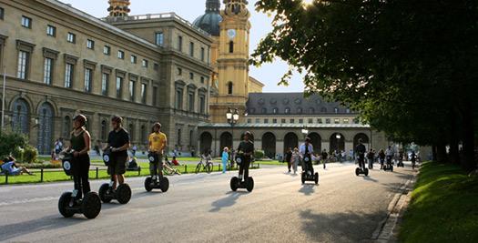 Segway (Image: City Segway Tours - Munich)