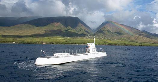 Submarine (Image: Atlantis Adventures)