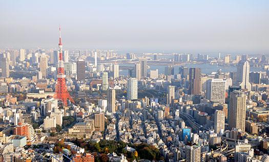 Tokyo, Japan (Image: Ari Helminen)