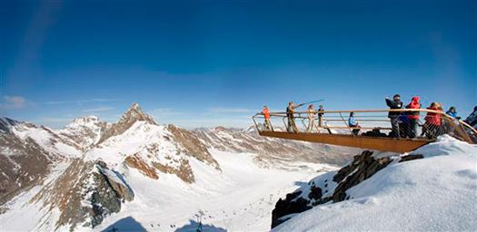 Top of Tyrol (Image: © STUBAI GLACIER)