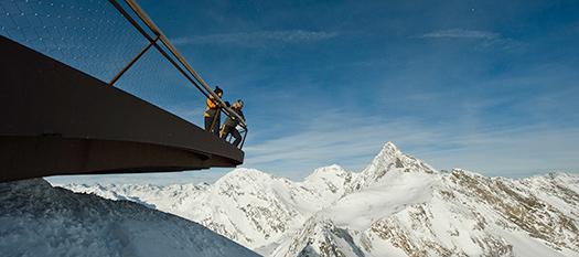 Top of Tyrol (Image: © Stubaier Gletscher)