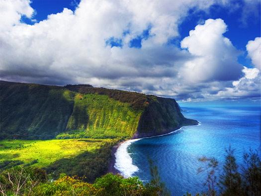Waipi'o Valley, Big Island, Hawaii (Image: paul bica)