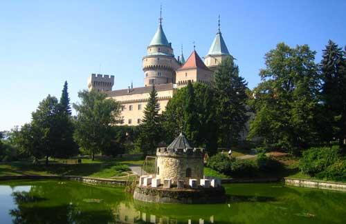 Bojnice Castle (Image: Pufacz)