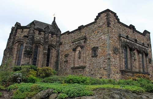 Edinburgh Castle (Image: martie1swart)
