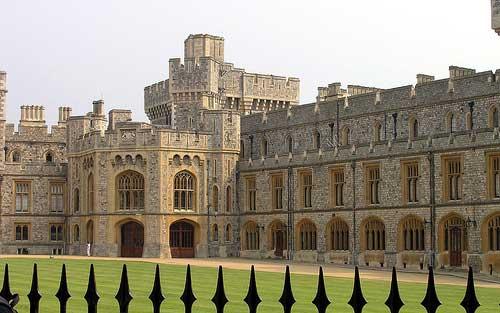 Windsor Castle (Image: gailf548)