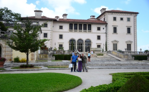 Vizcaya Museum and Gardens - another cheap activity in Miami
