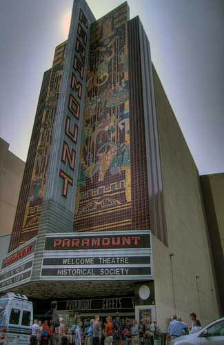 Paramount Theater (Image: BWChicago)