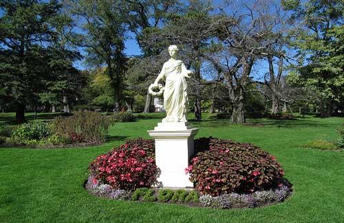 Halifax Public Gardens (Image: Dougtone used under a Creative Commons Attribution-ShareAlike license)