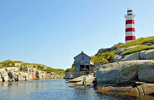 Sambro Island Lighthouse (Image: archer10 (Dennis) used under a Creative Commons Attribution-ShareAlike license)