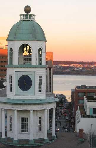 Town Clock (Image: Chris Campbell)