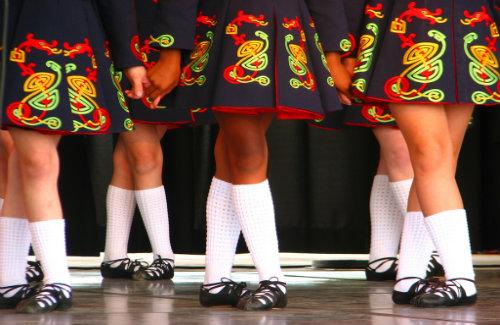 Irish Stepdancing ed