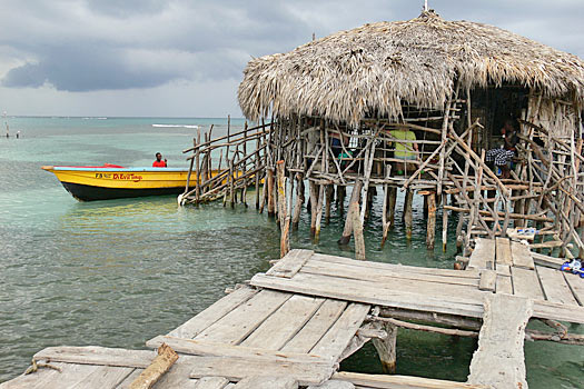 Pelican Bar, Jamaica. Photo by Alfred Moya