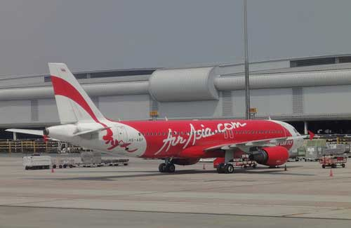 Air Asia (Image: Marufish used under a Creative Commons Attribution-ShareAlike license)