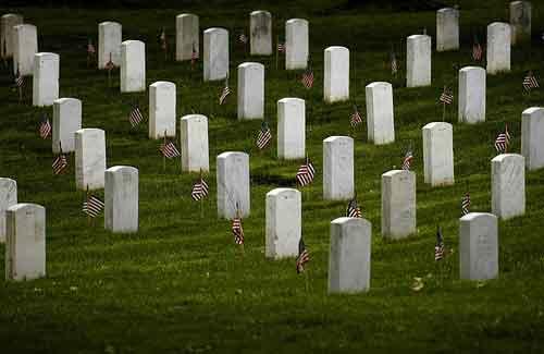 Arlington National Cemetery (Image: The U.S. Army)