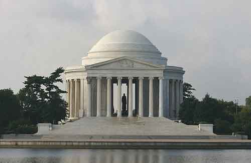 Jefferson Memorial (Image: dbking)