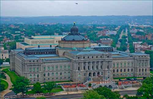 Library of Congress (Image: Ron Cogswell)