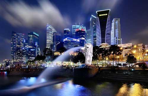 Singapore Merlion (Image: erwinsoo