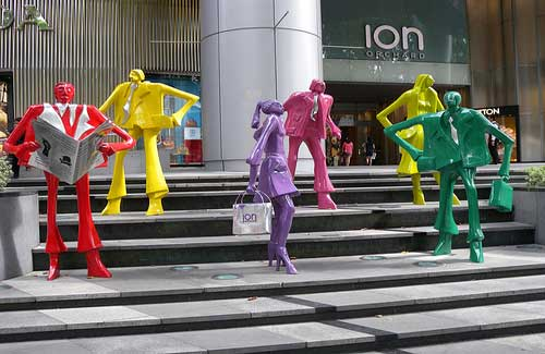 Orchard Road (Image: FOTOSHO-TO