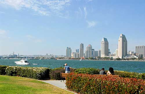 San Diego, California (Image: Port of San Diego)
