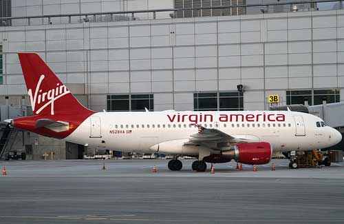 Virgin America (Image: Kentaro IEMOTO@Tokyo used under a Creative Commons Attribution-ShareAlike license)