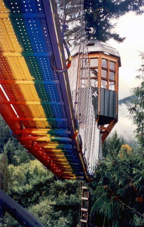 Observatory and Rainbow Bridge