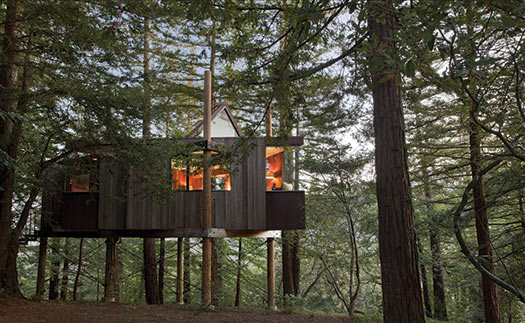 Magical Treehouse Stays In The Us Cheapflights